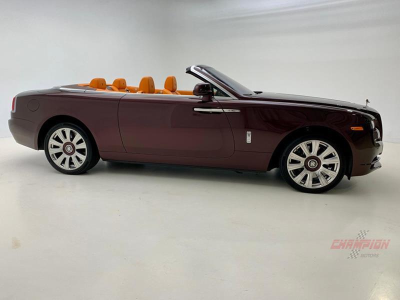 2016 Rolls-Royce Dawn 7