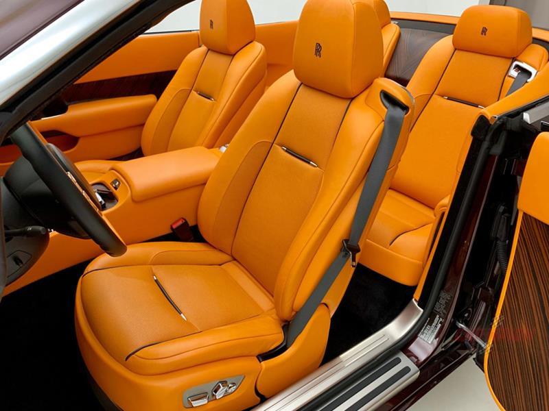 2016 Rolls-Royce Dawn 16