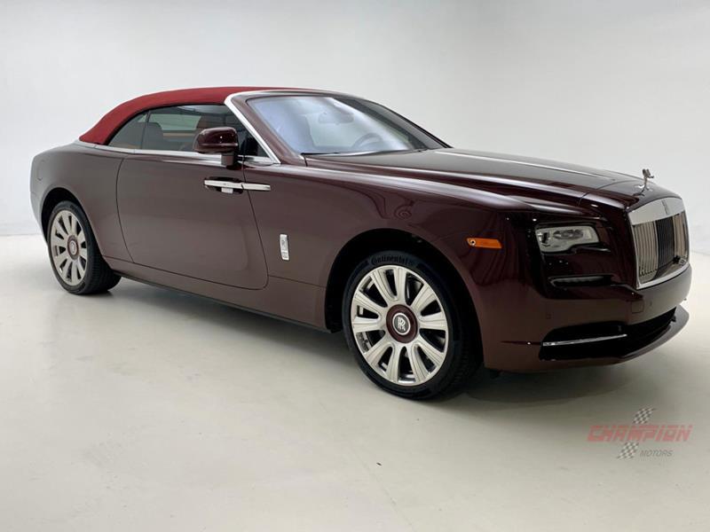 2016 Rolls-Royce Dawn 59