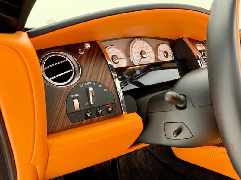 2016 Rolls-Royce Dawn 17