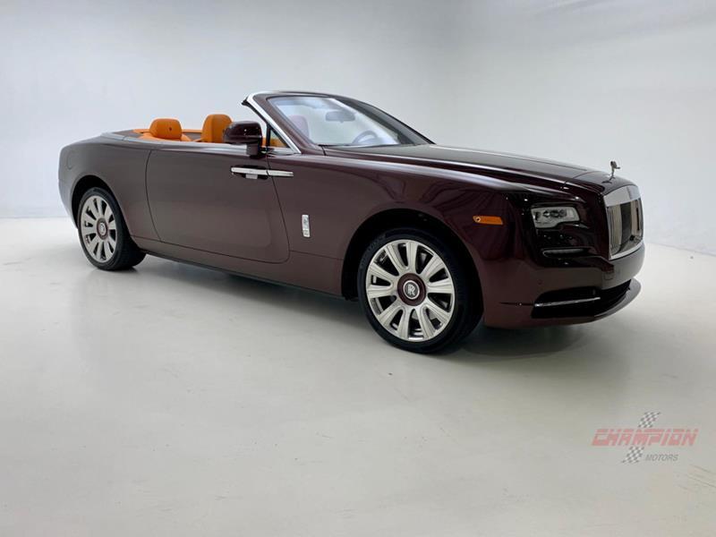 2016 Rolls-Royce Dawn 6