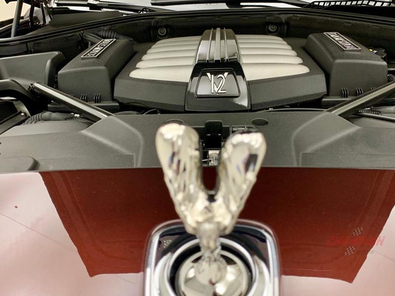 2016 Rolls-Royce Dawn 51