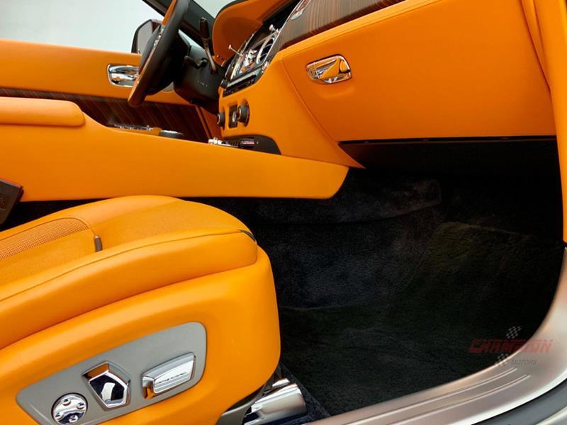 2016 Rolls-Royce Dawn 38