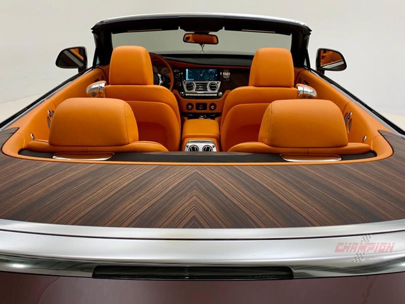 2016 Rolls-Royce Dawn 43
