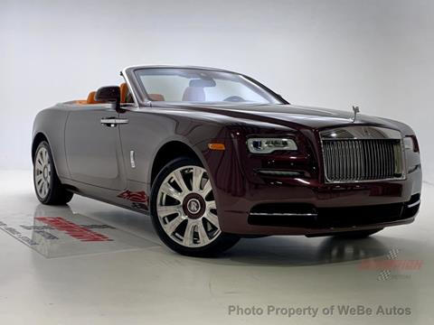 Rolls Royce For Sale >> 2016 Rolls Royce Dawn For Sale In Calverton Ny