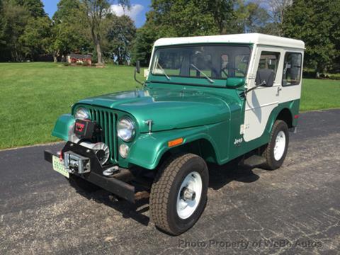 1974 Jeep CJ-5 for sale in Calverton, NY