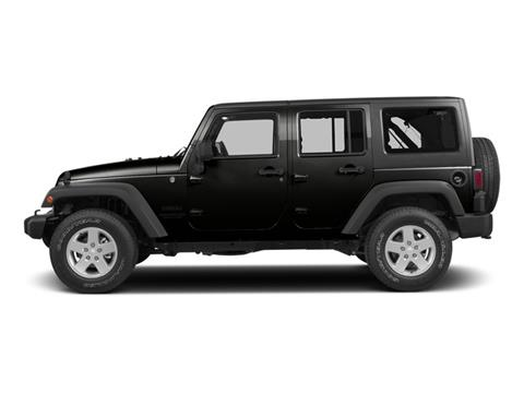 2015 Jeep Wrangler Unlimited for sale in Calverton, NY