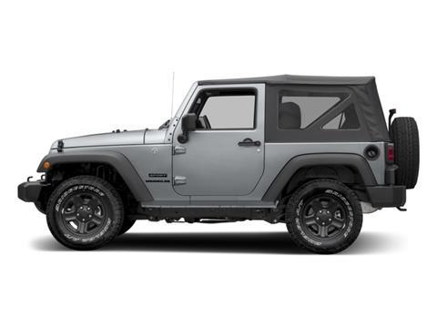 2017 Jeep Wrangler for sale in Calverton, NY