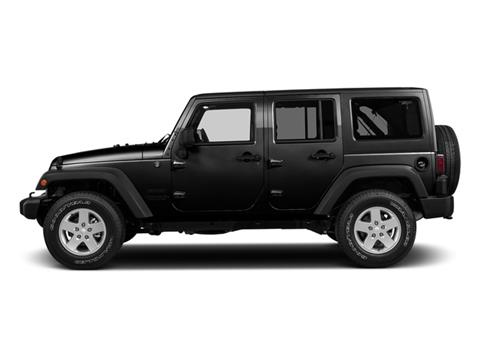 2017 Jeep Wrangler Unlimited for sale in Calverton, NY