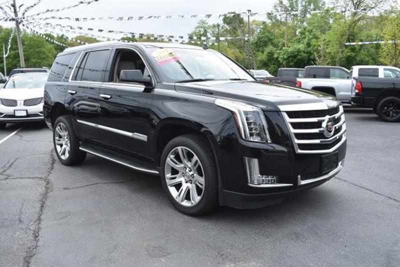 2015 Cadillac Escalade 12