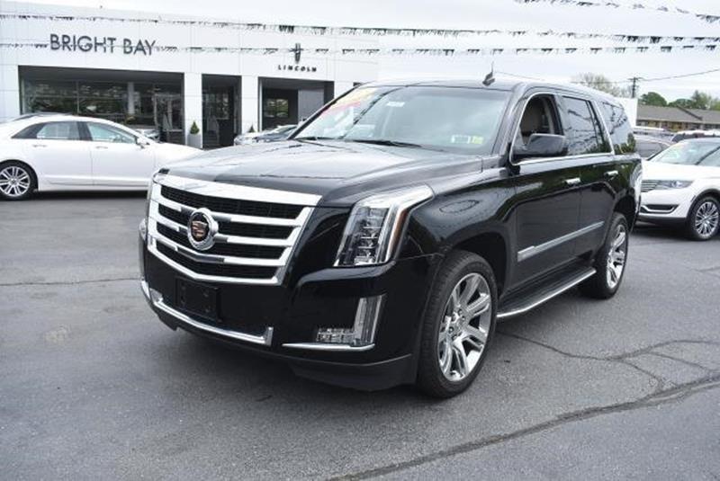 2015 Cadillac Escalade 13