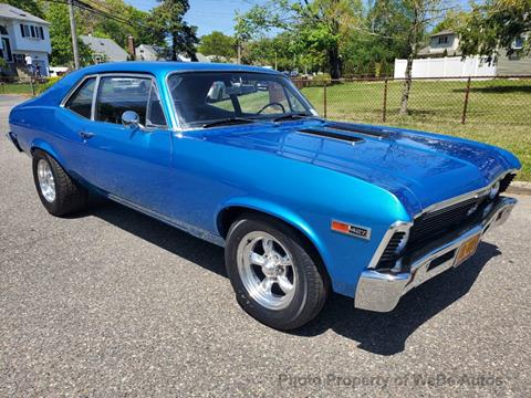 Prime Used 1969 Chevrolet Nova For Sale Carsforsale Com Wiring Digital Resources Dylitashwinbiharinl