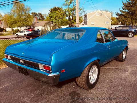 1969 Chevrolet Nova For Sale In Calverton Ny