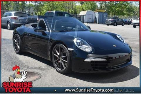 2012 Porsche 911 for sale in Calverton, NY