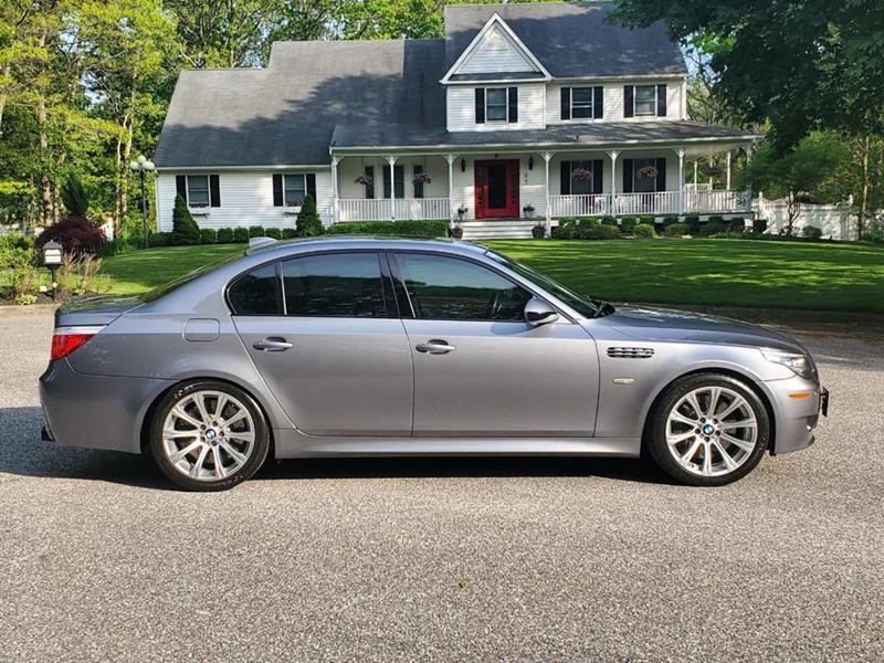 2010 BMW M5 2
