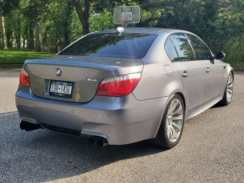 2010 BMW M5 5