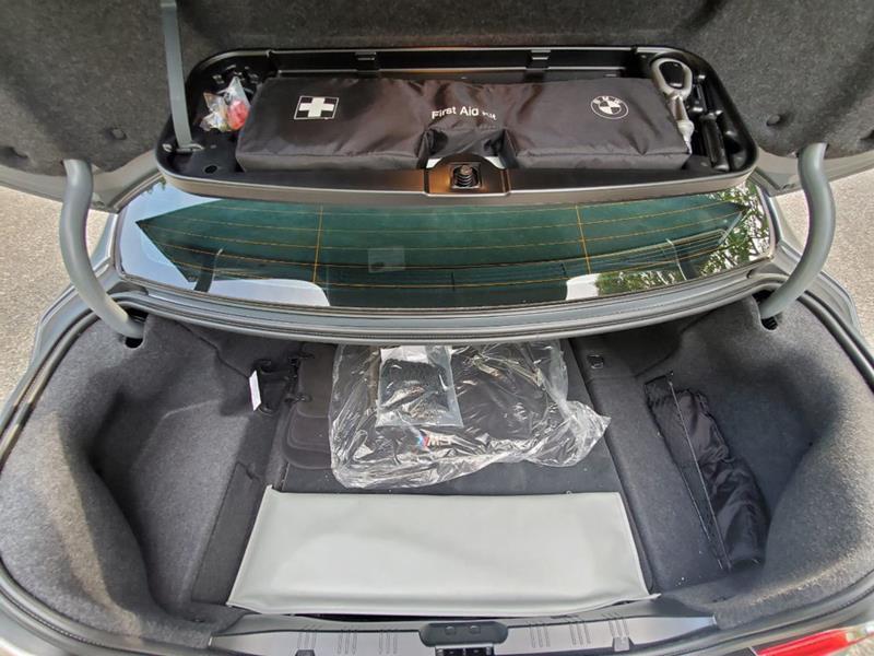2010 BMW M5 54
