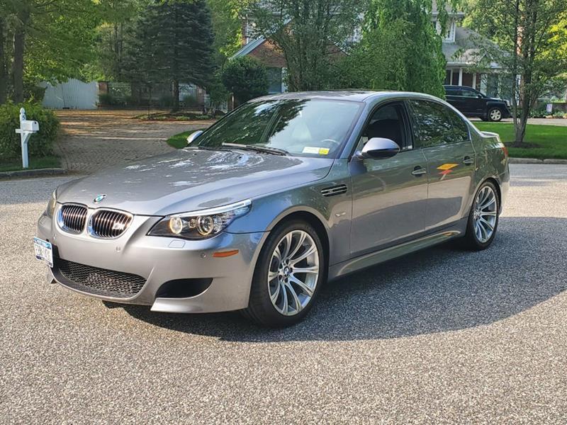 2010 BMW M5 10