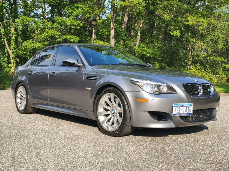 2010 BMW M5 1