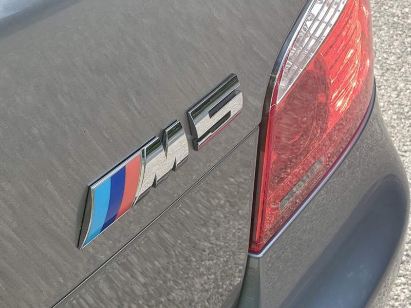 2010 BMW M5 20