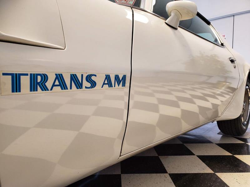 1973 Pontiac Trans Am 27