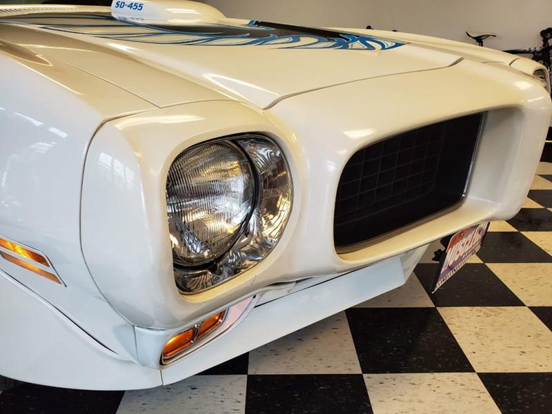1973 Pontiac Trans Am 23