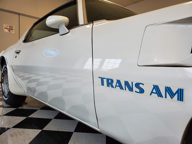 1973 Pontiac Trans Am 29