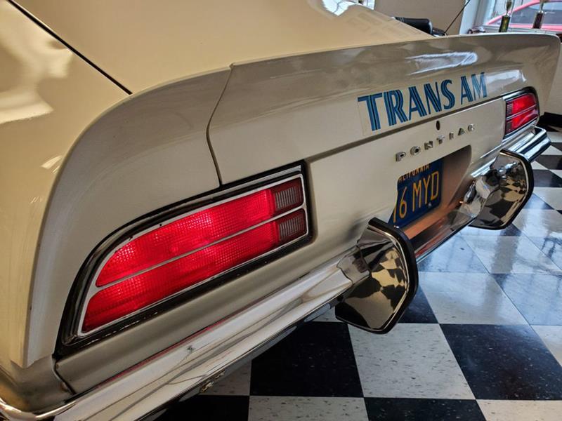 1973 Pontiac Trans Am 14