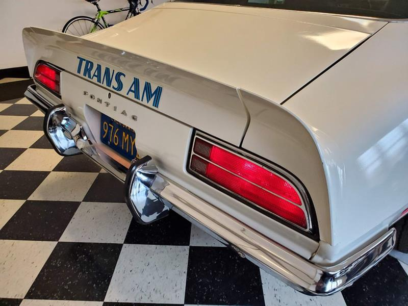 1973 Pontiac Trans Am 16