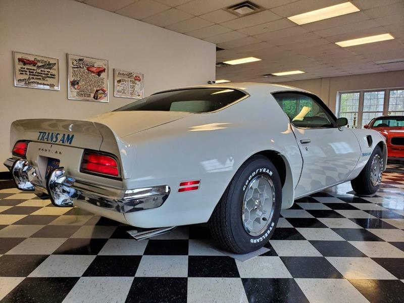 1973 Pontiac Trans Am 5