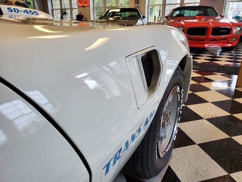 1973 Pontiac Trans Am 19
