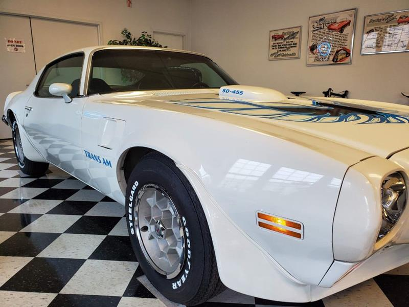 1973 Pontiac Trans Am 22