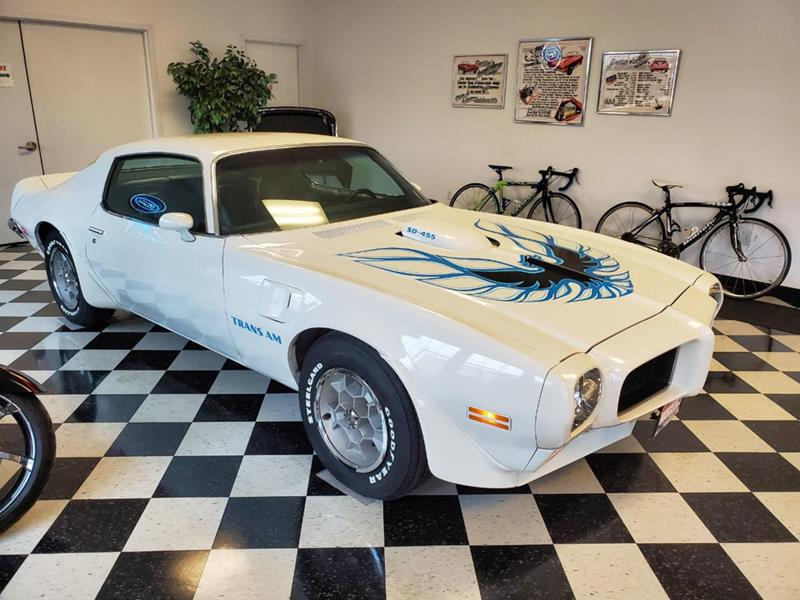 1973 Pontiac Trans Am 7
