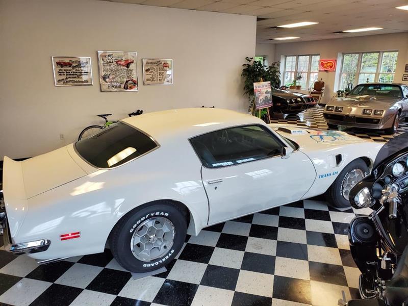 1973 Pontiac Trans Am 6