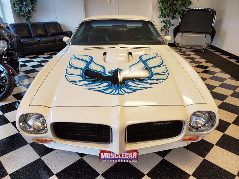 1973 Pontiac Trans Am 8