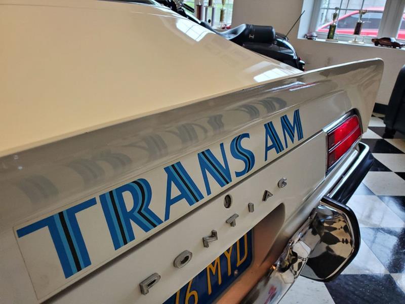 1973 Pontiac Trans Am 15