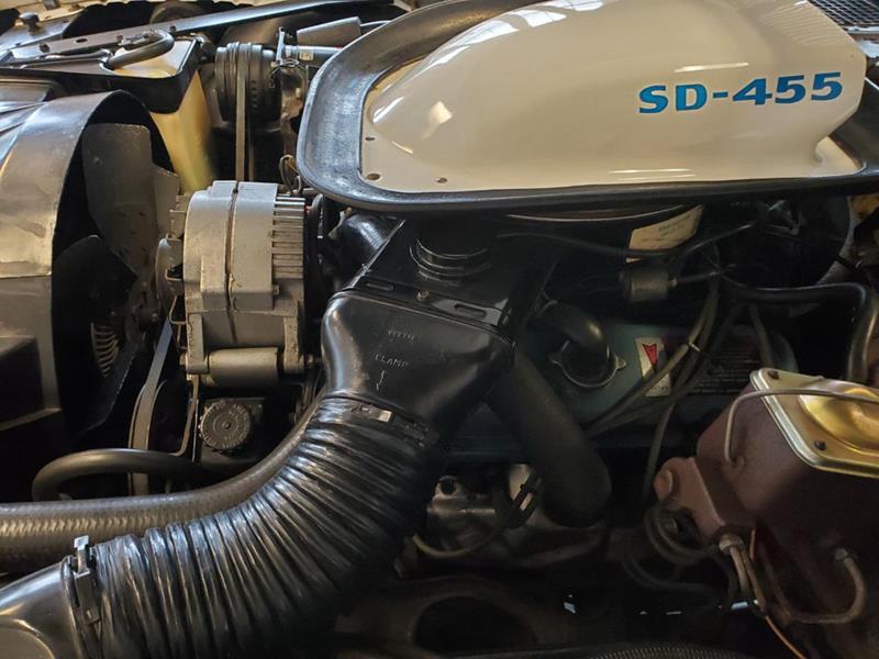 1973 Pontiac Trans Am 58