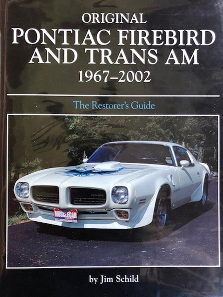 1973 Pontiac Trans Am 96