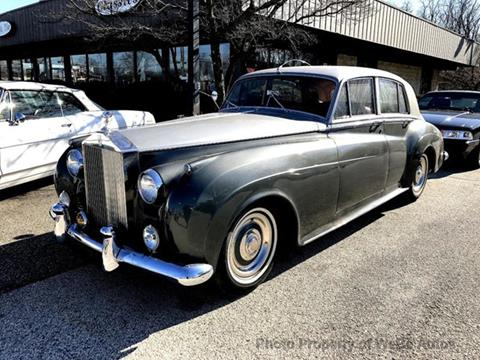 1960 Rolls-Royce Silver Cloud 3 for sale in Calverton, NY