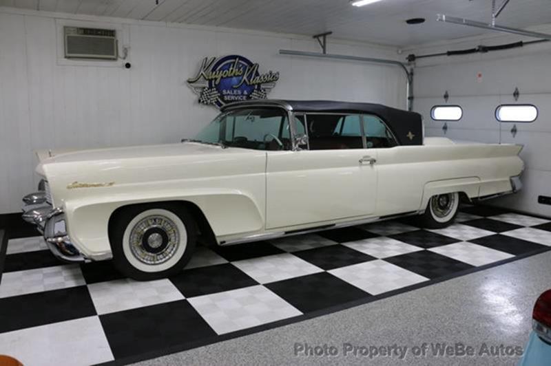 1958 Lincoln Continental 2