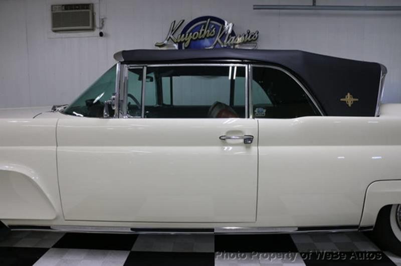 1958 Lincoln Continental 9