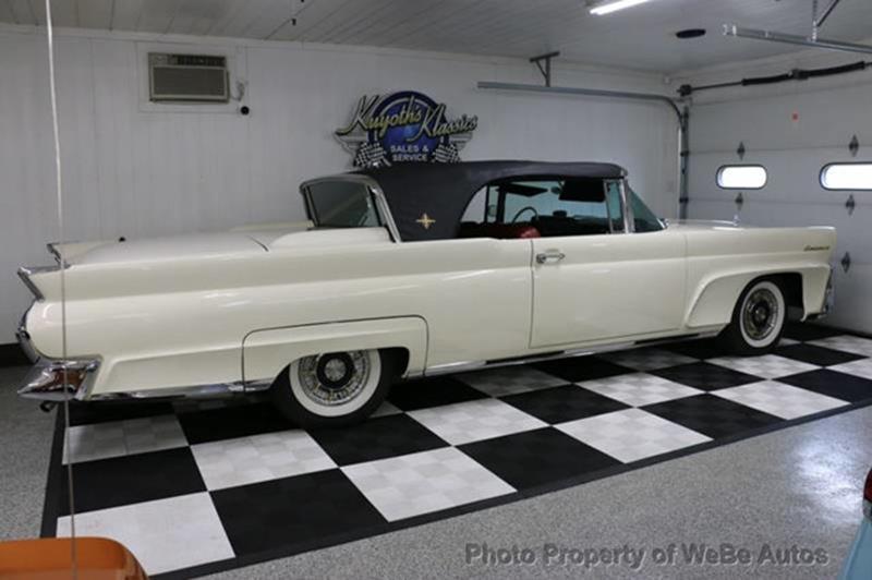 1958 Lincoln Continental 70