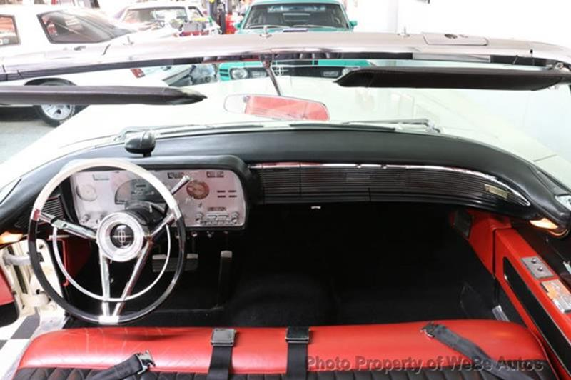 1958 Lincoln Continental 21