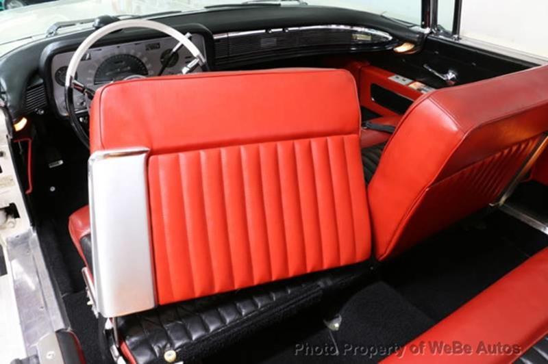 1958 Lincoln Continental 19