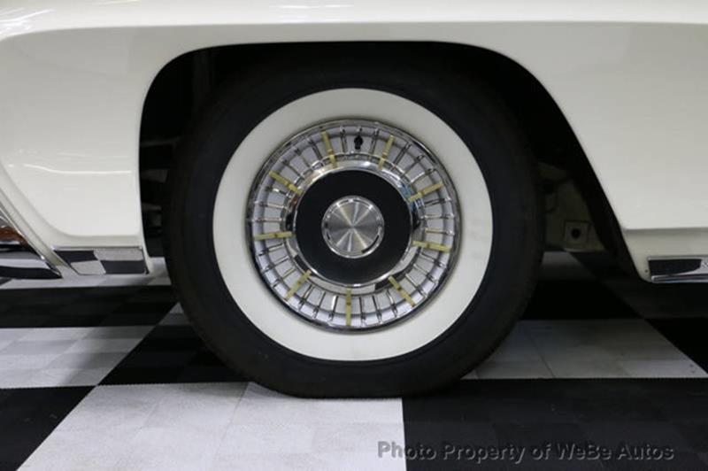 1958 Lincoln Continental 8