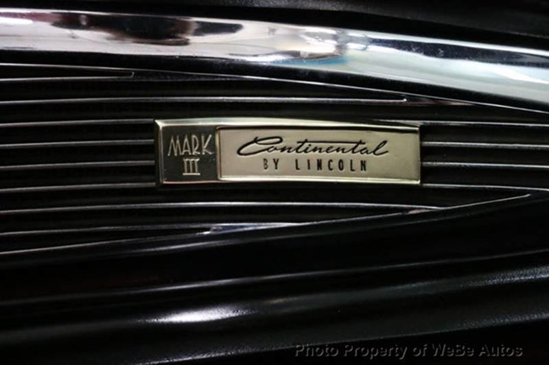 1958 Lincoln Continental 31