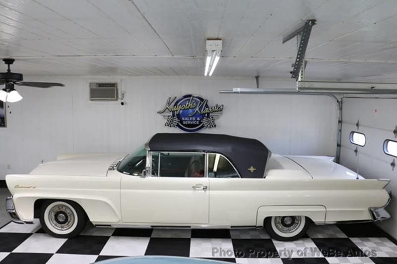 1958 Lincoln Continental 5