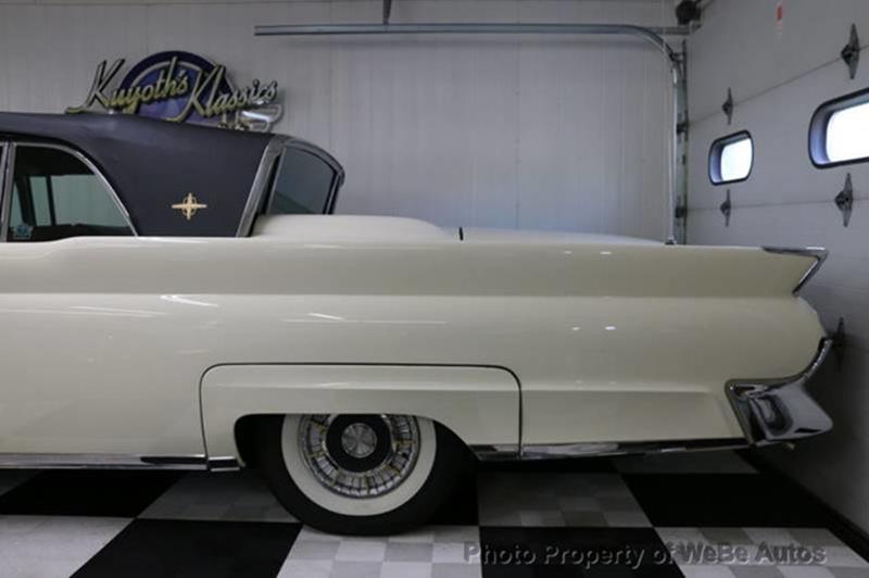 1958 Lincoln Continental 10