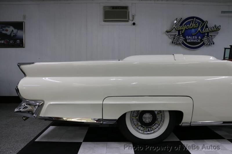 1958 Lincoln Continental 66
