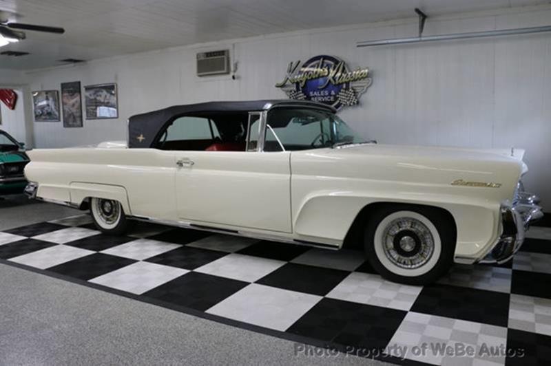 1958 Lincoln Continental 68